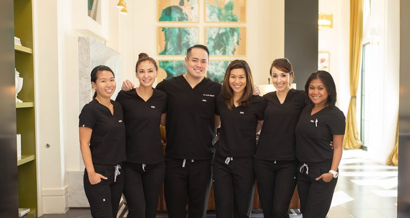 Emergency Houston Dentist Open Saturday Team